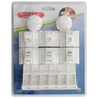 Buy cheap DC002-B Baby Safety Magnetic Cabinet Locking Set from wholesalers