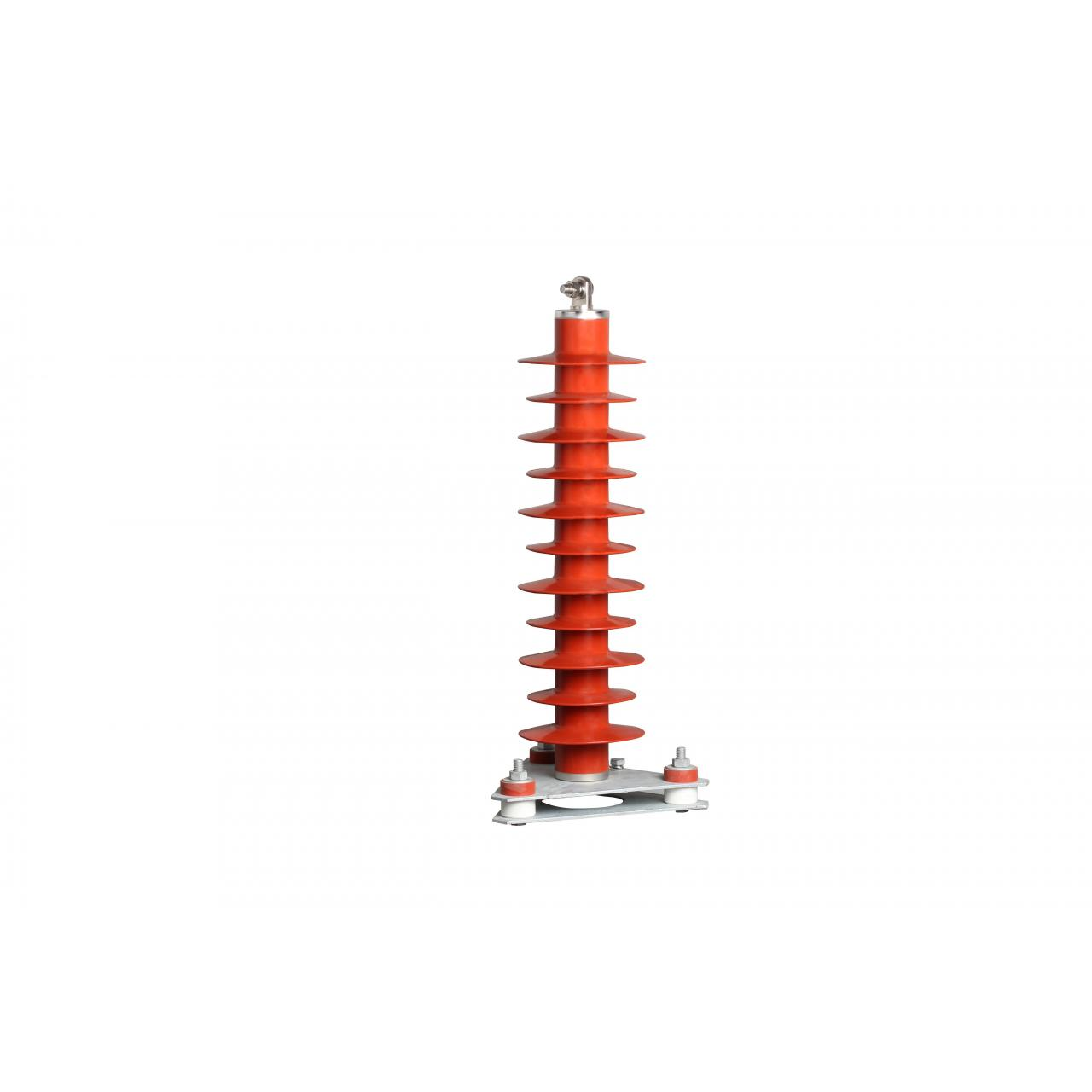 Buy cheap Composite coated metal oxide lightning arrester from wholesalers