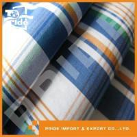 Buy cheap Cotton Stretch Yarn-dyed Fabric PR-WY214 digital printing chambray yarn dyed cotton fabric from wholesalers