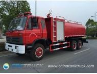 Buy cheap 4000 Gallon Water Tank Fire Truck from wholesalers