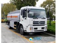 21 CBM Heavy Duty 3 Axle Fossil Oil Tanker Truck