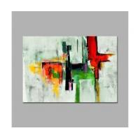 Buy cheap Handpainted Oil Painting Abstract art painting art acrylic painting canvas size 90X60cm stretcher product