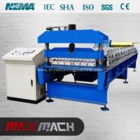 Buy cheap Roll Forming Machine Standing Seam Metal Roofing Sheet Profile Making Machine from wholesalers