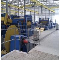 Buy cheap Slitting Machine 0.4-2.5 1250mm sheet metal slitting machine from wholesalers