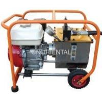 Buy cheap double -speed Superhigh pressure hydraulic power unit for hydraulic compressors from wholesalers