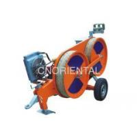 Buy cheap 3Ton hydraulic conductor tensioner for tension stringing from wholesalers