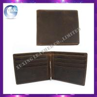 Buy cheap man wallet QB135 from wholesalers