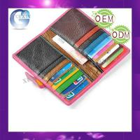 Buy cheap Colorful wallet NQB005 from wholesalers