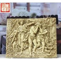 Buy cheap Christian Gifts Decorations Carving Relief Bible Story Religious Figures Reliefs product