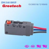 Buy cheap 250VAC Waterproof Microswitch 250VAC Waterproof Microswitch product