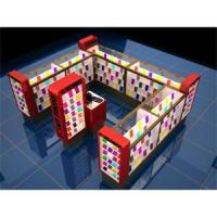 Buy cheap Mobile phone repair kiosk / mobile phone kiosk / cell phone accessory display rack-SY105 from wholesalers