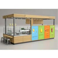 Fashional juice bar counter for sale