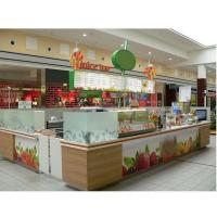 Buy cheap High quality fruit juice kiosk mall for sale-L from wholesalers