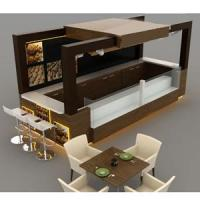 China 10*10ft retail used coffee shop furniture on sale