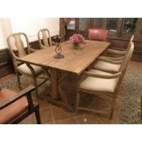 Buy cheap Living Room Furniture Vintage Dining table from wholesalers