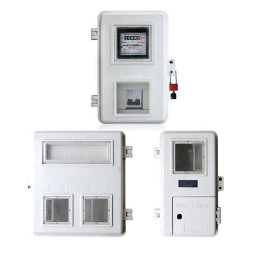 Electrical Power Meter Boxes : Electricity meter box