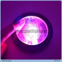 Buy cheap Beer Dispenser LED Flashing Coaster GFE-0101 from wholesalers