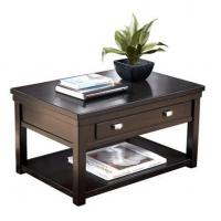 Buy cheap Furniture Mayflower Lift Top Coffee Table,Espresso and Brushed from wholesalers