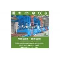 Buy cheap Roller Conveyor Shot Blasting Machine from wholesalers