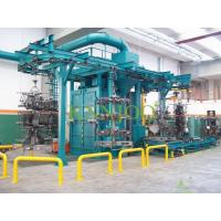 Buy cheap Continuous Hanger Type Shot Blasting Machine for Vehicle Brake Disc from wholesalers