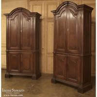 Buy cheap PAIR 18th Century Country French Armoires from wholesalers