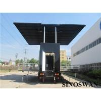 Buy cheap Mobile Stage Series 9m Robotic mobile stage Semi trailer from wholesalers