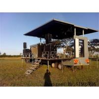 Buy cheap Mobile Stage Series 12m mobile stage semi trailer from wholesalers