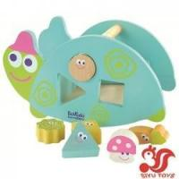 Buy cheap Boikido Wooden Tina Shape Sorter Model No.: SY10013 from wholesalers