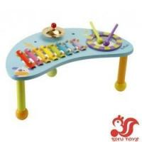 Buy cheap Musical toys French small musician game table Model No.: sy201207008 from wholesalers