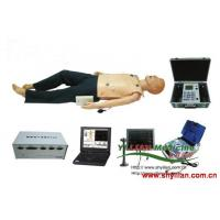 Buy cheap KAS/ACLS8000C Comprehensive Emergency Skills Training Manikin from wholesalers