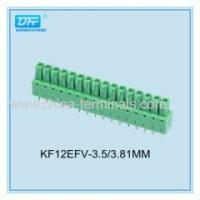 Buy cheap good quality UL/CE Male 3.5/3.81mm pluggable terminal blocks connector from wholesalers