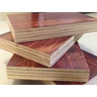 Hardwood plywood for construction