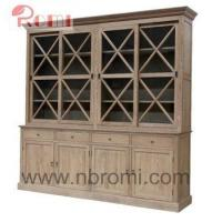 Buy cheap french provincial solid wood bookcase from wholesalers