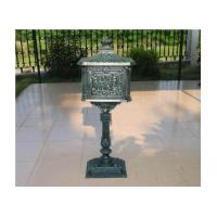 Buy cheap SY-MB002 cast-iron mail box from wholesalers