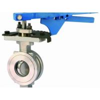 Buy cheap Hastelloy Butterfly Valve from wholesalers