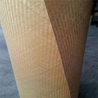 Buy cheap 0.6mm woven bamboo sheet for lamination on plywood from wholesalers