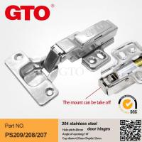 Buy cheap PS208 304 Soft close stainless steel hinge manufacture from wholesalers