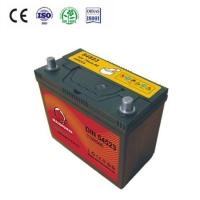 Buy cheap CAR Battery-DIN Series 54519(12V-45ah) from wholesalers
