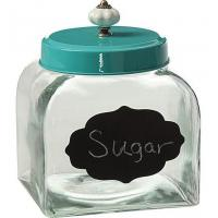 Buy cheap Glass Canister Glass Cookie Jar from wholesalers