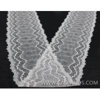 Buy cheap 2014 wholesale voile lace fabric for bra LCJ8108 from wholesalers
