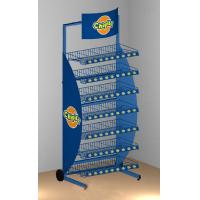Buy cheap 5 Shelf Candy Display Rack from wholesalers