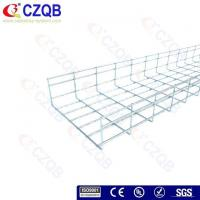 Basket Cable Tray 100 300 Straight Wire Cable Tray