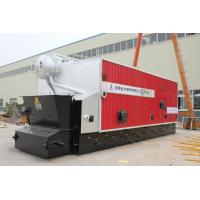 Buy cheap water tube wood pellet /charcoal fired steam boiler from wholesalers