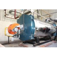 Buy cheap Oil Gas Fired Thermal Oil Boiler from wholesalers