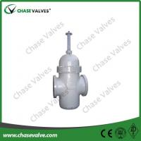 Buy cheap API 6D Standard Cast Steel WCB Bolted Bonnet Slab Gate Valve from wholesalers