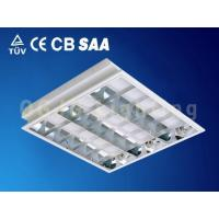 Buy cheap T8 grille lamp fittings recessed fittingsType:SFor three T8 lamps from wholesalers