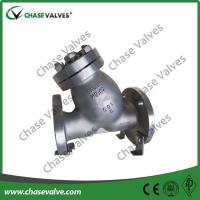 Buy cheap 150lb Cast Steel Y-strainer from wholesalers