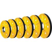 Buy cheap Hot-rolled pulley from wholesalers