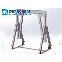 Buy cheap Innovative DIY Design Movable Type Aluminum Gantry Crane from wholesalers