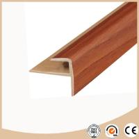 Buy cheap WPC Vinyl Flooring PVC Stair nosing from wholesalers